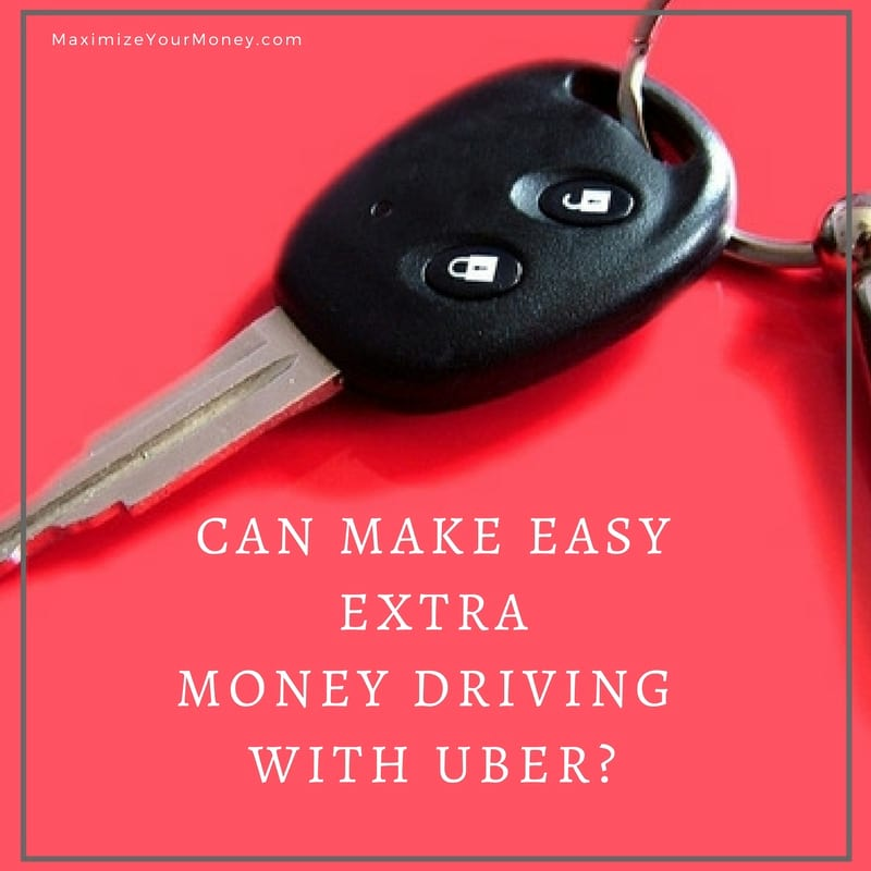 Make easy money driving with Uber
