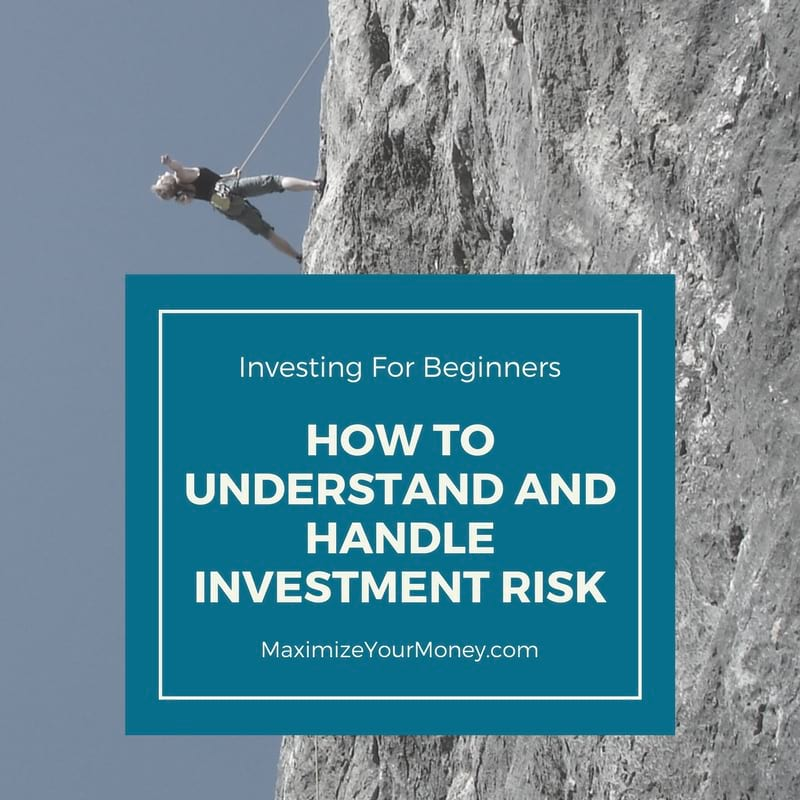 Investing for beginners: Investment Risk