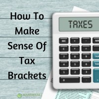 Personal finance tip | Making sense of tax brackets