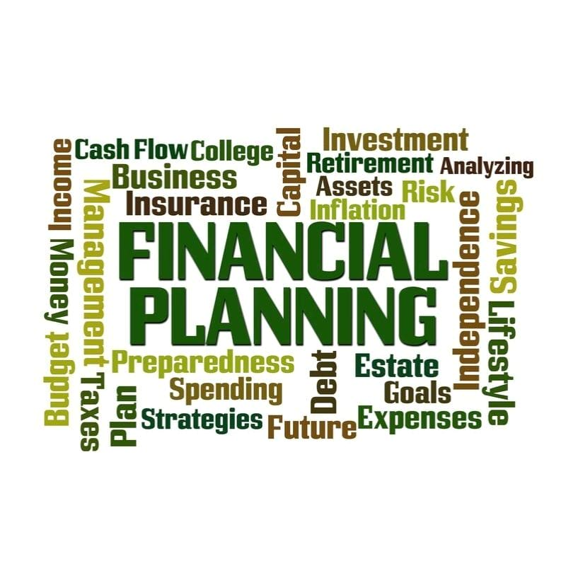 What's the value of financial advice-pin